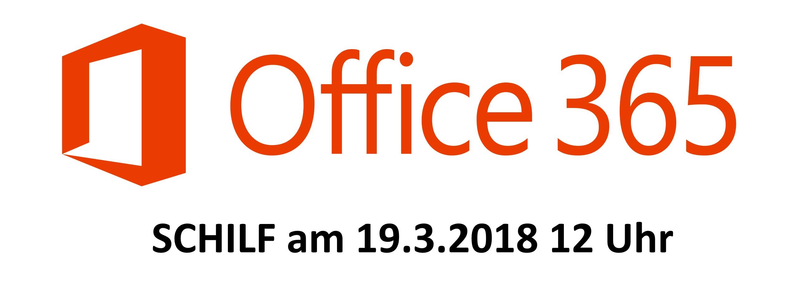 SCHILF Office 365